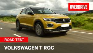 2020 Volkswagen T-Roc TSI - Road Test