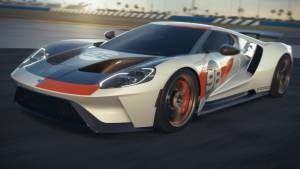 Daytona-inspired 2021 Ford GT Heritage Edition debuts