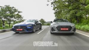 300kmph super-family time: Audi RS7 Sportback and Mercedes-AMG GT 63 S 4-door