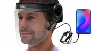 Steelbird India launches hands free face shield, plans to make 1 lakh units in three months