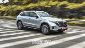 Mercedes-Benz EQC electric SUV to be launched in India on October 8
