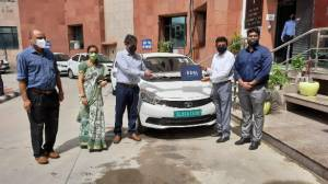AYUSH ministry takes delivery of Tata Tigor EVs