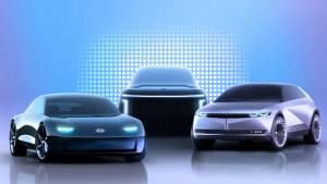 Hyundai announces Ioniq EV-only sub-brand