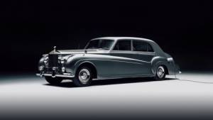 Lunaz makes the classic Rolls-Royce Phantom V go electric