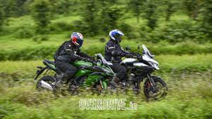 2020 Kawasaki Ninja 1000 SX vs Versys 1000 - Which is the sport tourer to buy?