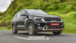 2020 Kia Sonet diesel auto and manual road test review