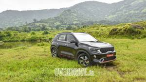 Top-spec Kia Sonet GTX+ diesel-auto and turbo petrol-DCT prices revealed