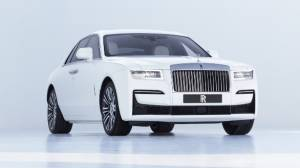 Rolls-Royce unveils second-gen Ghost, most technologically advanced Rolls yet