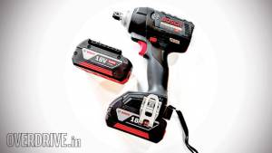 Product review: BOSCH GDS 18V-EC 250 impact wrench