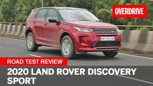 2020 Land Rover Discovery Sport - Road Test Review