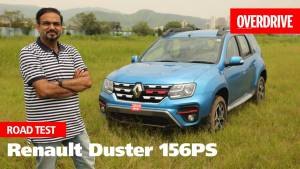 2020 Renault Duster 1.3 turbo-petrol - Road Test Review