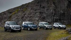 Land Rover Defender gets new plug-in hybrid and six-cylinder diesel versions for 2021