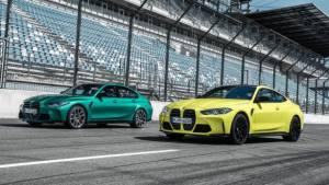 Radically-styled 2021 BMW M3 and M4 revealed