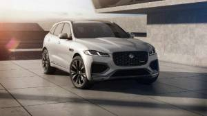 Facelifted Jaguar F-Pace revealed, gets big interior updates