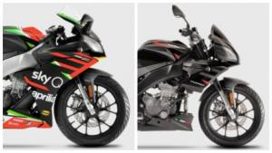 Aprilia RS and Tuono 300-400cc in works? Could rival KTM 390 Duke, TVS Apache RR 310 and BMW G 310 R
