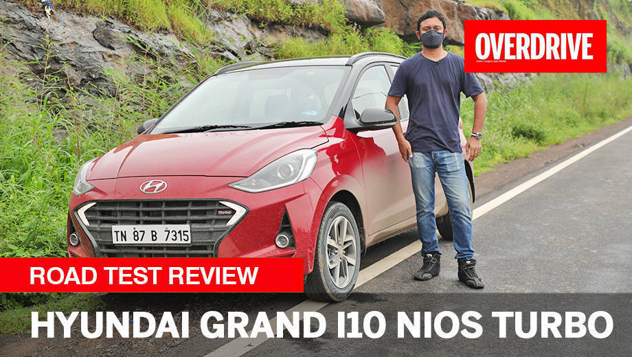 2020 Hyundai Grand i10 Nios Turbo - Road Test Review