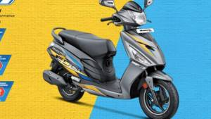 2020 Hero Maestro Edge 110 BSVI priced at Rs 60,950