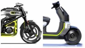Electric Husqvarna E-01 scooter and E-Pilen bike in the works, to be manufactured in India