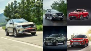 2020 Kia Sonet price comparison vs Hyundai Venue, Maruti Suzuki Brezza, Tata Nexon and Mahindra XUV300