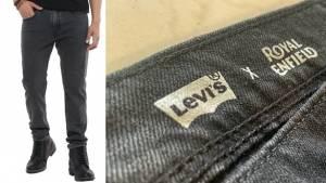 Levi's x Royal Enfield riding denim pants review