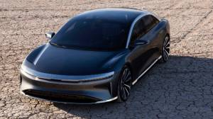 Lucid Motors gunning for title of world's most powerful, luxurious EV with the 1,080PS Lucid Air