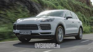 Porsche Cayenne e-Hybrid road test review