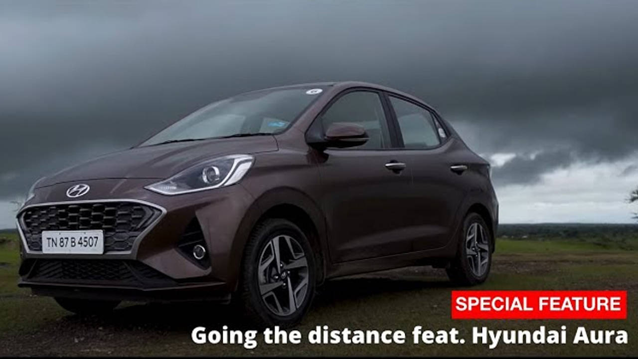 Special feature: Going the distance feat. Hyundai Aura