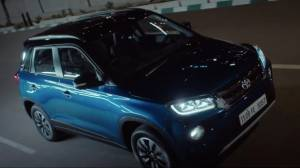 2020 Toyota Urban Cruiser compact SUV launched at Rs 8.40 lakh