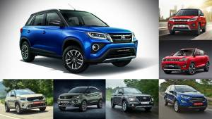 2020 Toyota Urban Cruiser price comparison vs Kia Sonet, Hyundai Venue, Maruti Suzuki Brezza, Tata Nexon, Mahindra XUV300 and Ford EcoSport