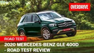 2020 Mercedes-Benz GLE 400d - Road Test Review
