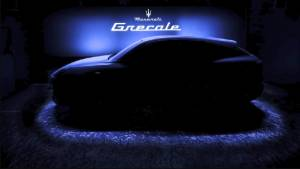 Maserati's upcoming small SUV to be called the Grecale