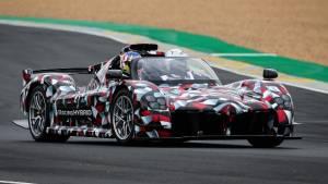 Toyota GR Super Sport hypercar prototype debuts at Le Mans 2020