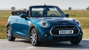 Exclusive Mini Convertible Sidewalk Edition launched at Rs 44.9 lakh