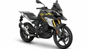 2020 BMW G 310 GS BSVI gets additional tech, gets Rallye and 40 Years GS Edition theme
