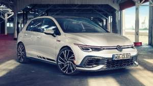 Eighth-gen VW Golf Clubsport premieres, with FWD, 300PS and Nurburgring-specific driving mode