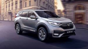 Facelifted Honda CR-V Special Edition launched in India at Rs 29.50 lakh