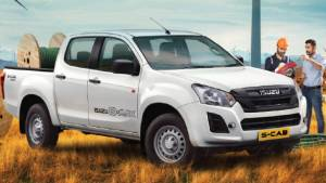 BSVI-compliant 2020 Isuzu D-Max pick-up trucks launched in India, prices start at Rs 7.84 lakh