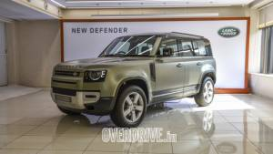 New Land Rover Defender launched in India, prices start from Rs 73.98 lakh