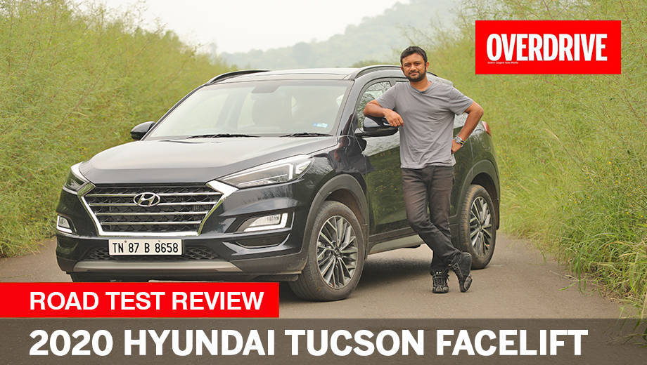2020 Hyundai Tucson facelift - the dependable, spacious choice - Road test review