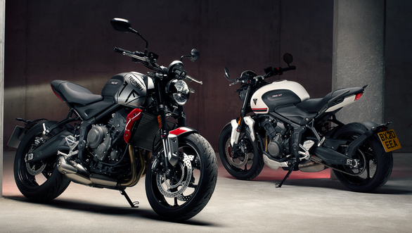 Bound Triumph Trident 660 launched: Engine, features, other details