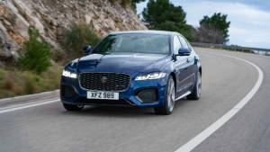 2021 Jaguar XF updated with MHEV diesel, new interiors and refreshed styling