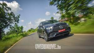 2020 Mercedes-AMG GLE 53 Coupe road test review