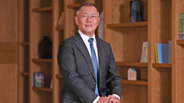 Euisun Chung appointed as Chairman of Hyundai Group