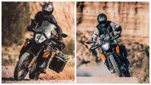 Upcoming KTM Adventure motorcycles: 250 Adventure launch in November 2020, 890 Adventure expected in 2021