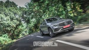 2020 Mercedes-AMG GLC 43 Coupe launched in India, priced at Rs 76.70 lakh