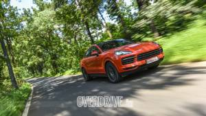 2020 Porsche Cayenne Coupe road test review