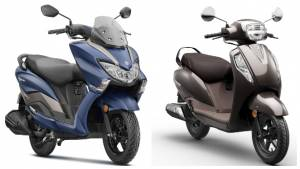 Suzuki Motorcycle India sells 76,865 units in October 2020
