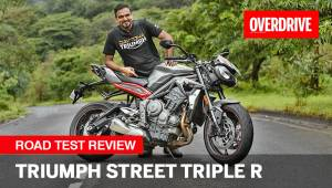 2020 Triumph Street Triple R road test - the perfect middle-weight naked to upgrade to!?