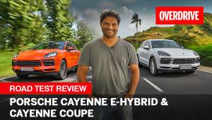 Porsche Cayenne E-Hybrid and Cayenne Coupe - Road Test Review