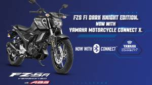 Yamaha Motorcycle Connect X mobile application launched on FZ-FI and FZS-FI